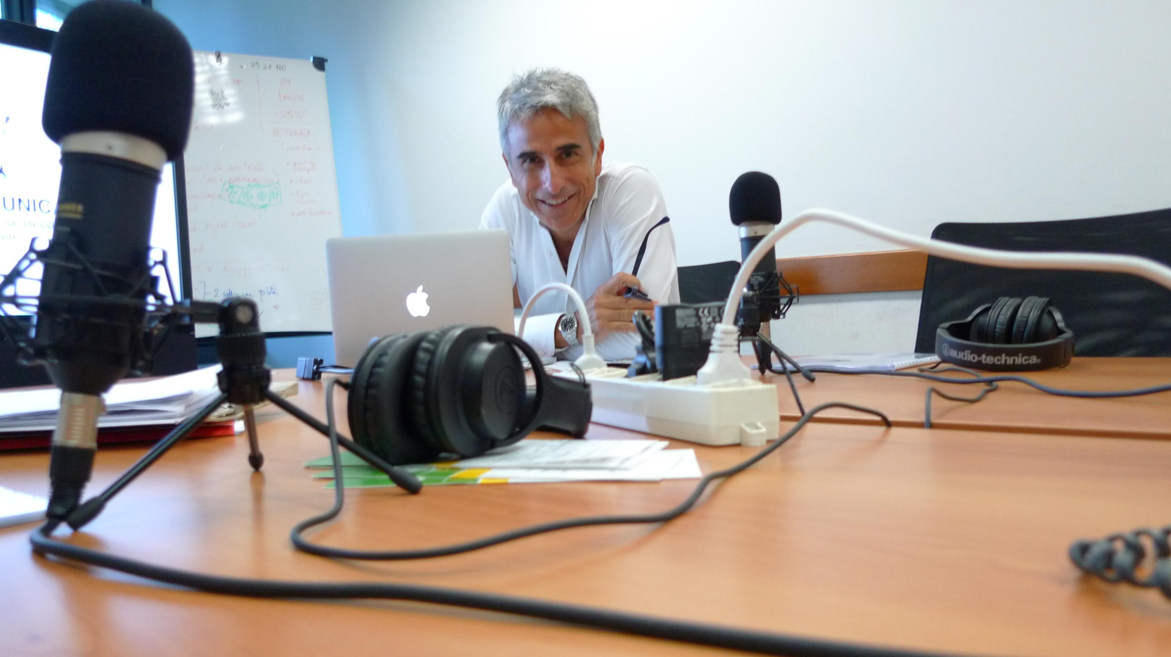 Recitare a microfono: talento ma anche tecnica