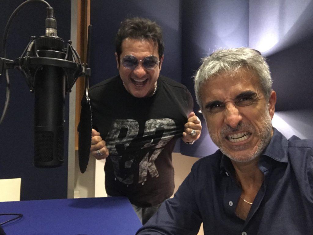 Giacomo Zito and Roger Mantovani AKA Nero&Memphis
