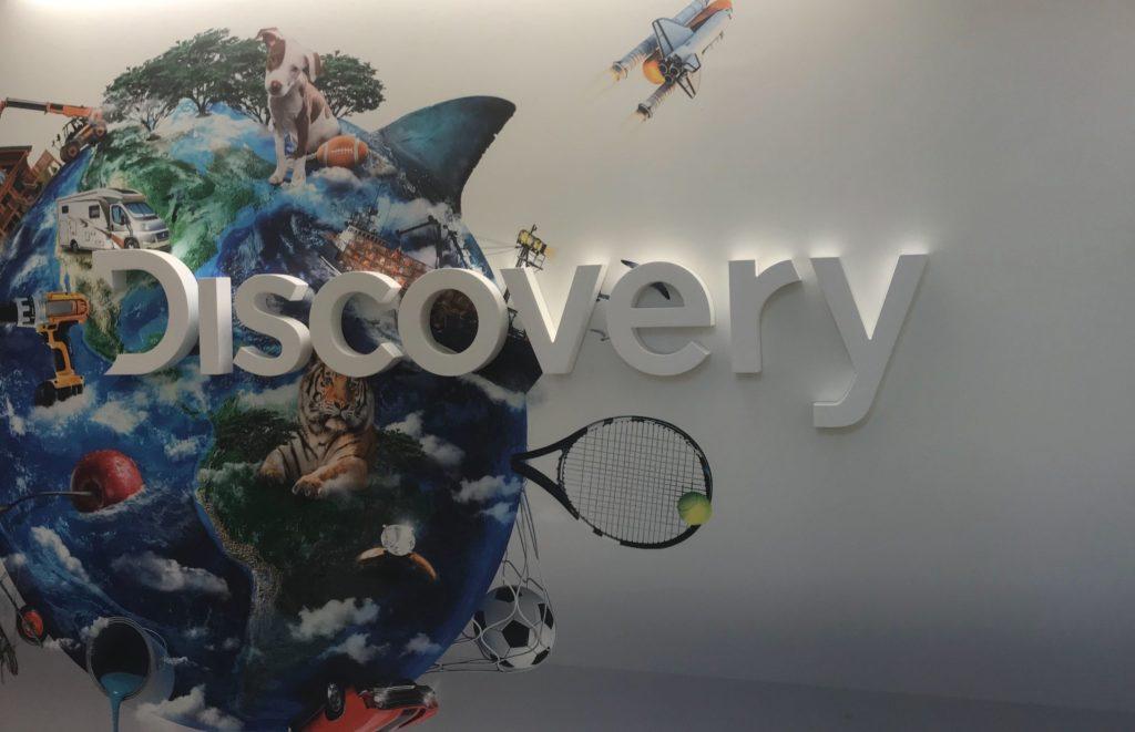 Discovery: la voce dei promo è Giacomo Zito