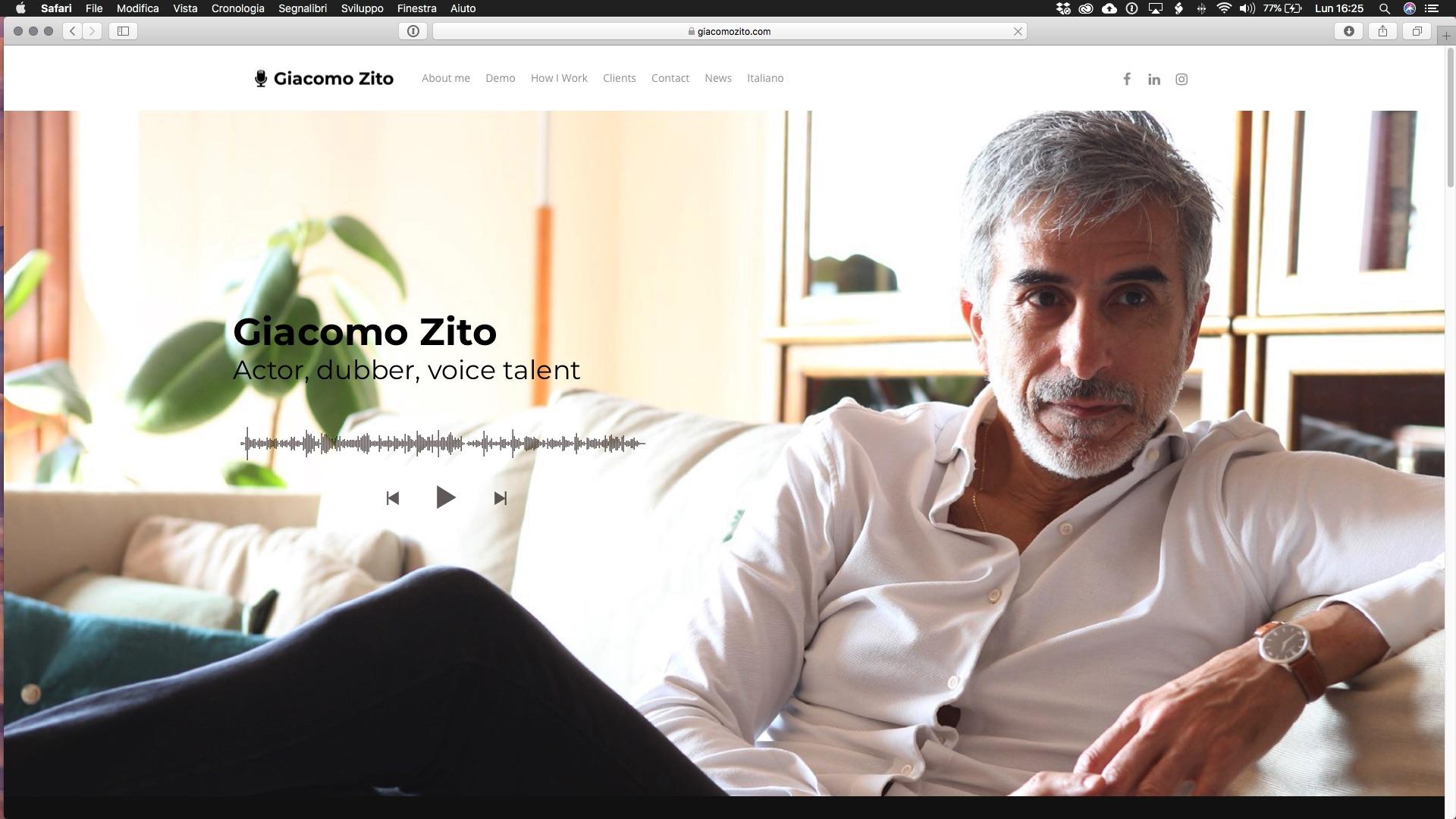 www.giacomozito.com: il perché di un nuovo sito.