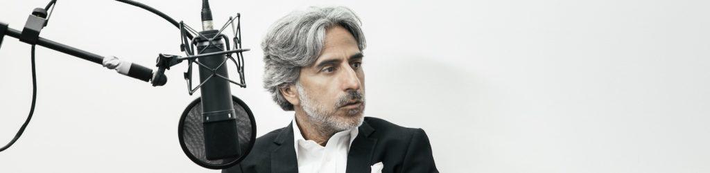Giacomo Zito. Speaker e doppiatore professionista