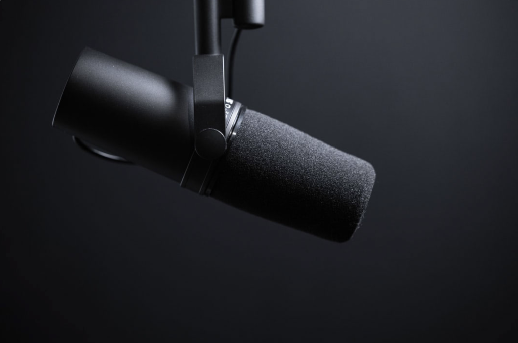 A voice talent in a digital world
